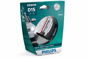 Bilde av Philips D1S X-tremeVision (150%)
