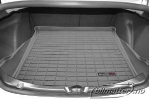 Bilde av Gulvmatte trunk / bagasjerom bak Tesla Model 3