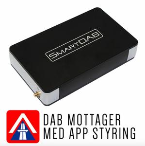 Bilde av SmartDAB FM - Med C2 Premium antenne