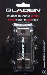 Bilde av GLADEN fordelerblokk mini ANL - 2 sikringer