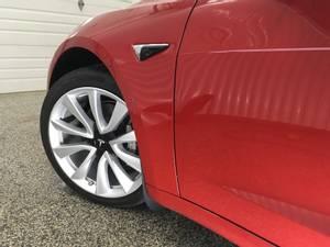 Bilde av Skvettlapper Tesla Model 3