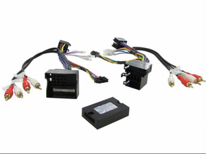 Bilde av Rattfjernkontroll og can-bus adapter Audi - quadlock og ISO