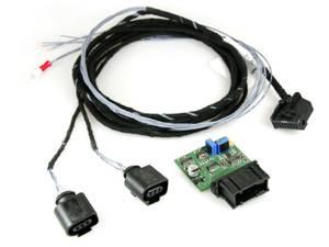 Bilde av LED DRL adapter og ledningsnett Audi/VW