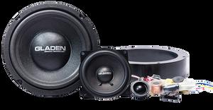 Bilde av Gladen ONE 200 Golf V - 3-veis system