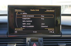Bilde av norDAB Premium DAB+ Audi MMI 3G/3G+