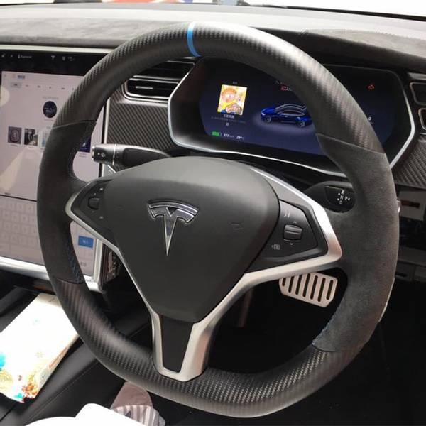 Customratt Tesla Model S/X