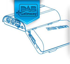 Bilde av Dension Gateway 500S DAB til BMW u/cd-skifter