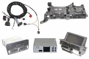 Bilde av MMI 3G navigasjonssystem - ettermontering Audi A1 8X