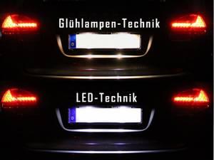 Bilde av LED-skiltlys Porche Cayenne