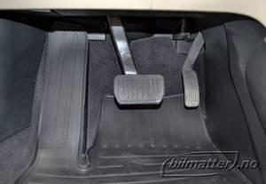 Bilde av Gulvmatter Tesla Model S
