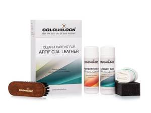 Bilde av Clean & Care Kit for Artificial Leather - Colourlock