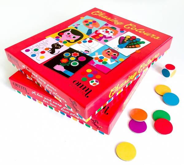 Bilde av Chasing Colors game