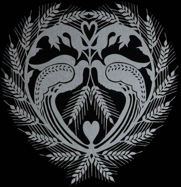 Bilde av Papercut. Kornkrans, bronse