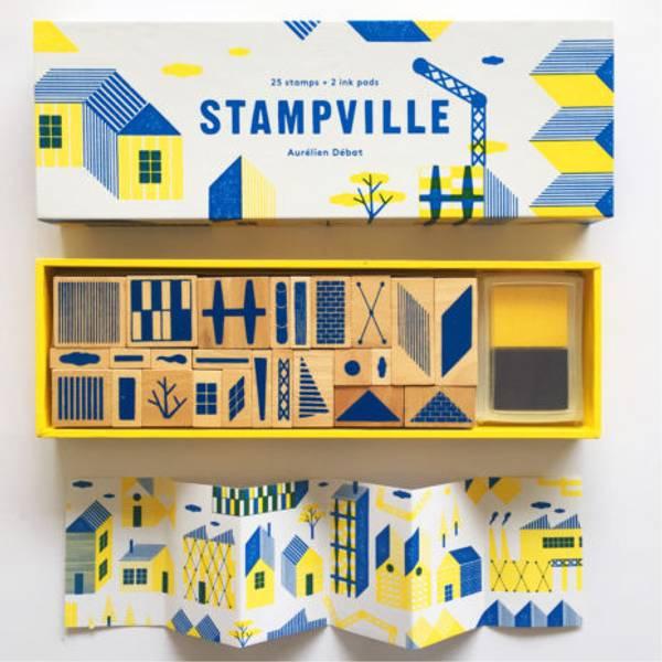 Bilde av Stampville - stempel og