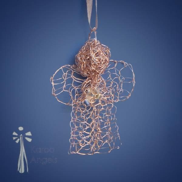 Bilde av Juweel Knitted Rose Gold,