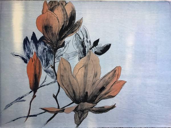 Bilde av Floating magnolia