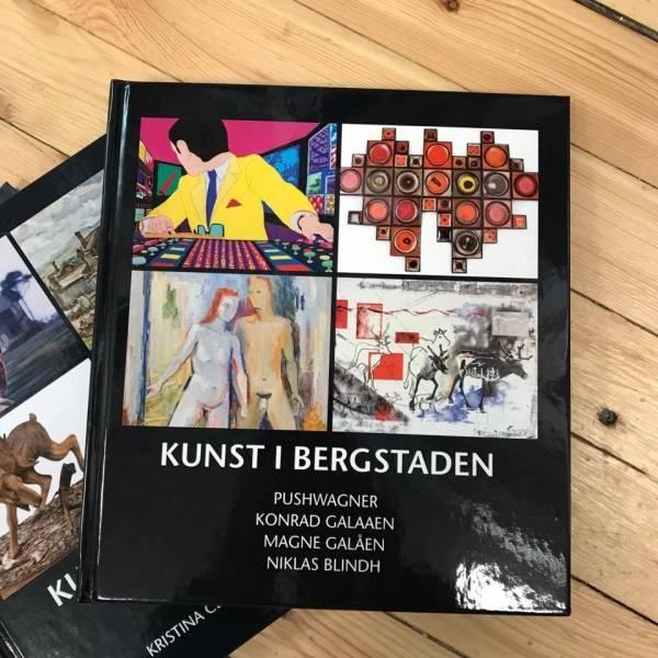 Bilde av Kunst i Bergstaden, 2017