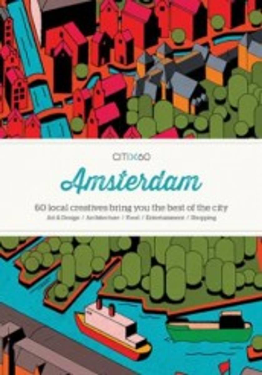 CITIx60 Amsterdam - Reisehåndbok