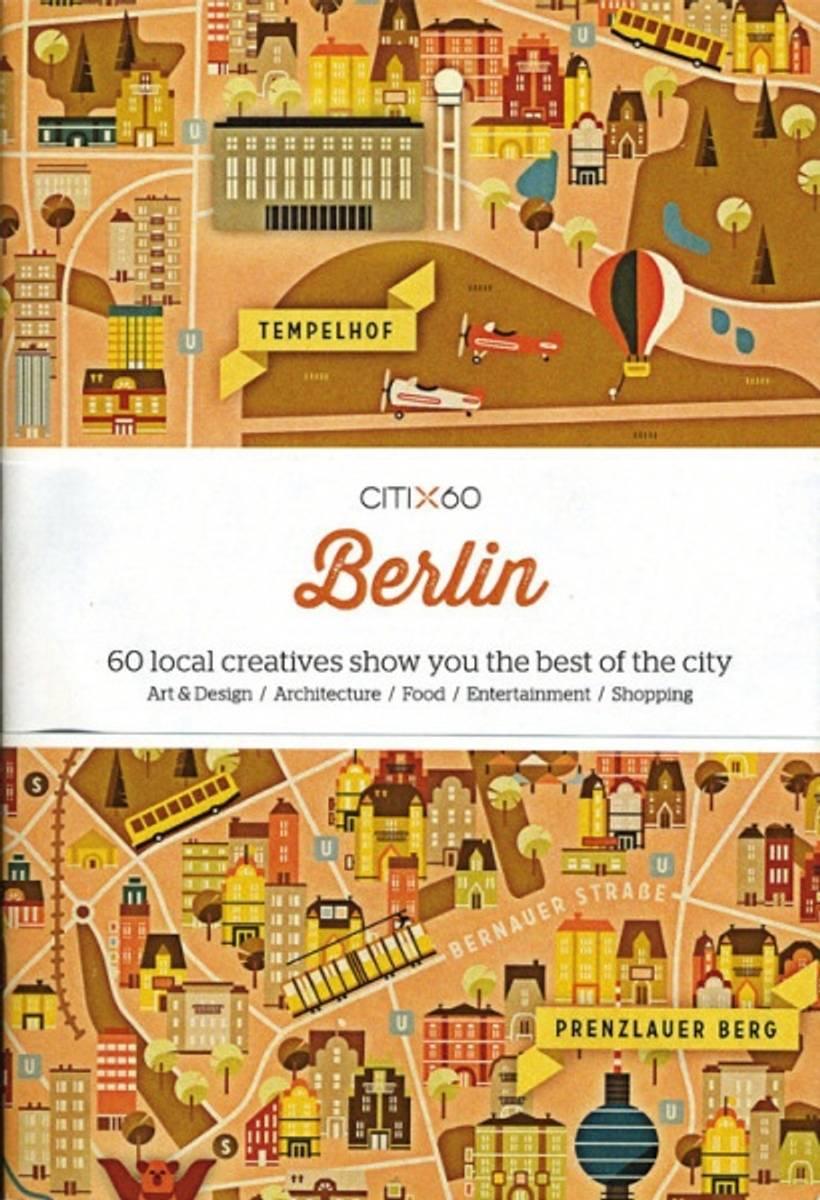 CITIx60 Berlin - Reisehåndbok