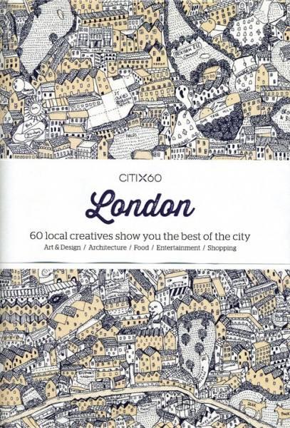 Bilde av CITIx60 London - Reisehåndbok