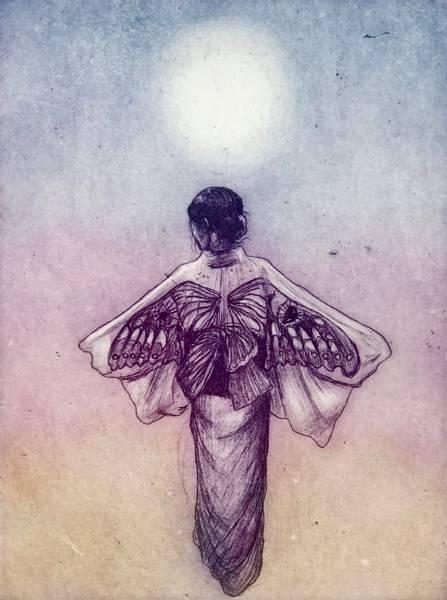 Bilde av Kimono Drøm