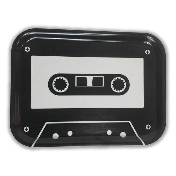 Bilde av Frokostbrett: Retro kassett