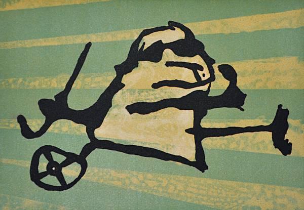 Bilde av Litografi, Guttorm Nordø