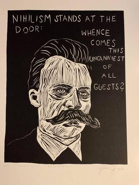 Bilde av Nietzsche