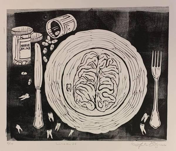 Bilde av Nerve Salad