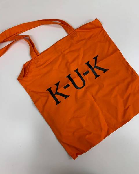 Bilde av K-U-K-Nett. Oransje