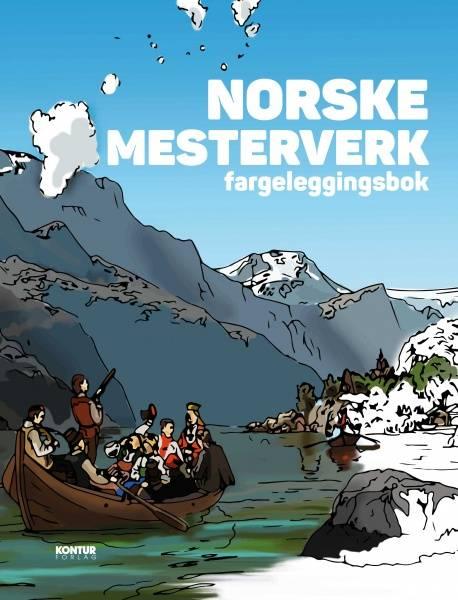 Bilde av Norske Mesterverk,