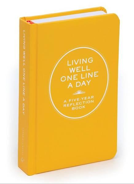 Bilde av Living Well. One Line a Day