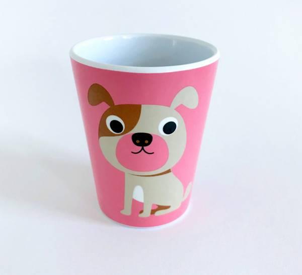Bilde av Krus: HUND - ROSA / Dog Pink
