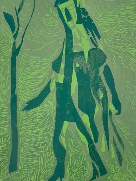 Bilde av Den grønnkledde