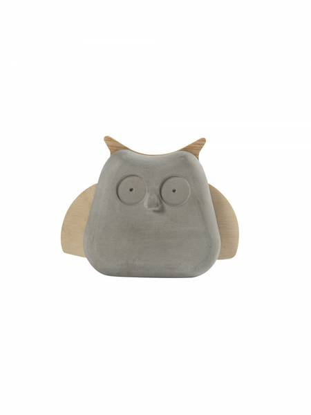 Bilde av Concrete Owl Small