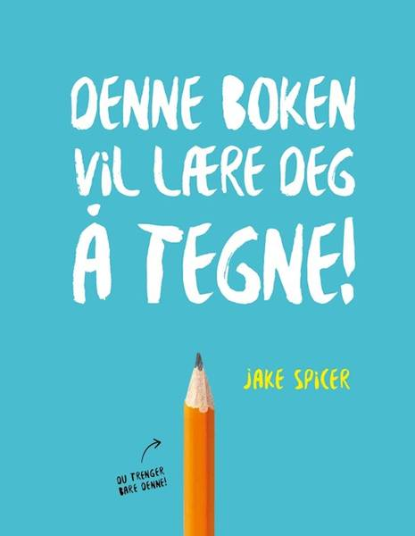 Bilde av Denne boken vil lære deg å
