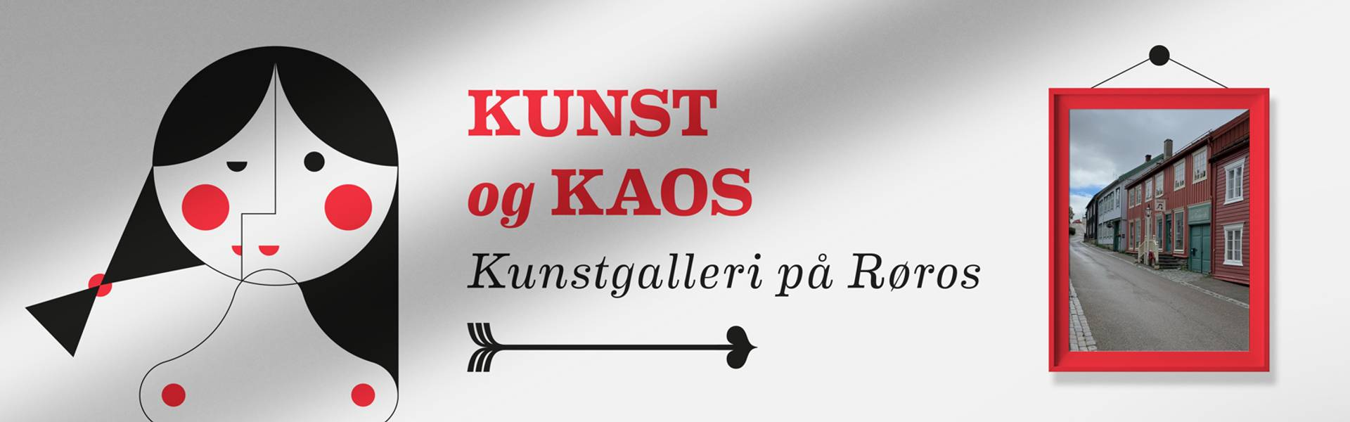 Kunst og kaos - galleri på Røros - salg av kunst på nett