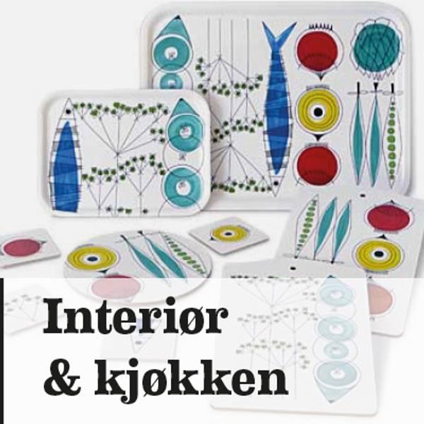 Design, interiør og kjøkkeninspirasjon hos Kunst og kaos på Røros