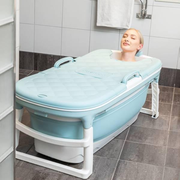 Bilde av Krimo® badebalje for voksne sammenleggbar