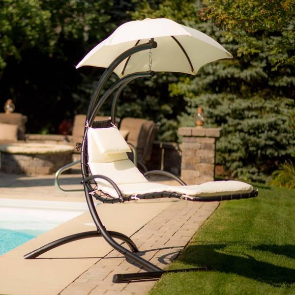 Bilde av Kimola®solseng hengende med solbeskyttelse