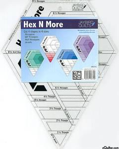 Hex N  more