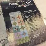 Materialpakker myQuilt 4/2017