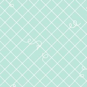 Diagonale ruter på mint