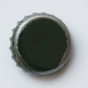 Knapp - bruskork - oliven 3cm