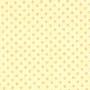 Dus  ferskengul med rosa små rundinger