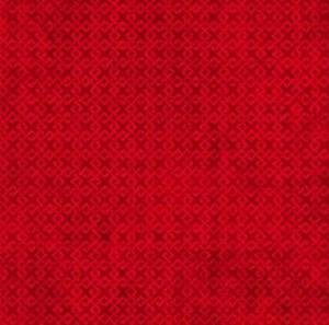 Kryss på rød