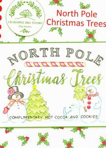 Bilde av North Pole Christmass Trees