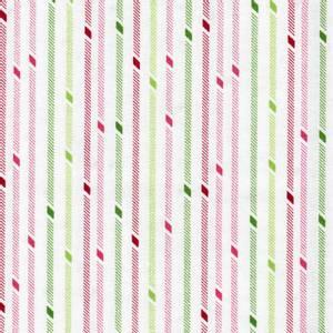 Bilde av Better not pout hvit candy stripe