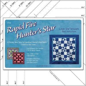 Bilde av Rapid Fire Hunters Star, large