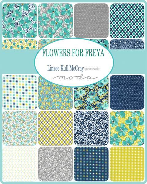 Flowers for Freya fat eight pakke